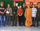 Lực lượng Biên phòng tặng hàng trăm suất quà cho dân nghèo hải đảo