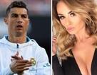 Giữa tâm bão, C.Ronaldo và bạn gái khoe ảnh hạnh phúc tại hồ bơi