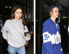 Selena Gomez tươi tắn tới ủng hộ Justin Bieber