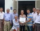 Trao hơn 42 triệu đồng đến bà Võ Kim Chiến