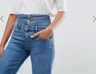 """""""Hoa mắt"""" với thiết kế quần jeans… nhiều cạp"""