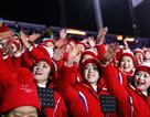 """Hé lộ bài huấn luyện tâm lý của """"đội quân sắc đẹp"""" Triều Tiên"""
