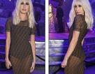 Bạn gái cũ Justin Bieber gợi cảm với váy xuyên thấu