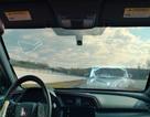 """Hết trò """"nghịch"""", Honda mang Civic Type-R đua cùng game"""