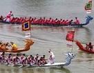 Hà Nội lần đầu tổ chức bơi chải thuyền rồng tại hồ Tây