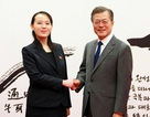 Tiết lộ khoản tiền Hàn Quốc dành để tiếp đãi em gái ông Kim Jong-un