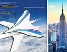 Máy bay cực siêu âm của Trung Quốc tới New York chỉ trong 2 giờ