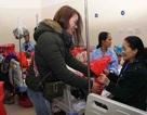 Bạn trẻ góp niềm vui xuân tới bệnh nhân ung thư