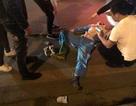 Hà Nội: Một công nhân môi trường bị xe máy đâm nguy kịch