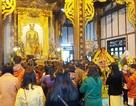Lễ hội đền Huyền Trân thu hút hàng ngàn lượt khách tham gia