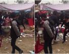 Hà Nội: Nam thanh niên bị nhóm người vây đánh trước cửa chùa