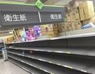 Người Đài Loan đổ xô mua giấy vệ sinh