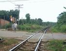 Hai tàu hỏa suýt tông thẳng vào nhau gần ga Dầu Giây