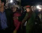 Hắt tiết lợn lên người chủ tịch huyện, một nữ tiểu thương bị khởi tố