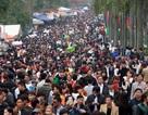 Hàng vạn người về đất quan họ trẩy hội Lim