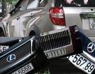 Thứ trưởng Bộ Công an lý giải việc không cho chuyển nhượng biển số xe đẹp