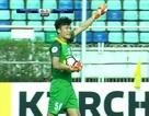 """Thủ môn Bùi Tiến Dũng xin lỗi sau """"tai nạn"""" ở AFC Cup"""