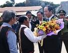 Chủ tịch nước thăm và tặng quà Tết tại Kon Tum