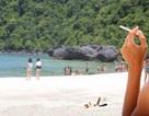 Thái Lan phạt nặng du khách hút thuốc ở bãi biển