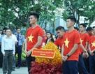 Tuyển thủ U23 Việt Nam dâng hương tại tượng đài Bác Hồ
