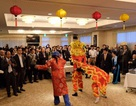 Rộn ràng lân sư rồng, cộng đồng người Việt tại Nhật Bản đón Tết sớm