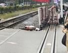 Hà Nội: Người đàn ông bị tàu hỏa kéo lê hàng trăm mét