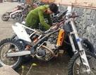 Phát hiện hàng chục xe mô tô không có giấy tờ hợp pháp