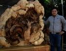 """Đồ gỗ mỹ nghệ tinh xảo giá """"khủng"""" tại chợ xuân phố núi"""