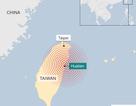 Chưa phát hiện công dân Việt Nam bị nạn trong vụ động đất tại Đài Loan