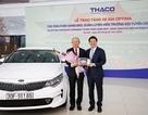 Huấn luyện viên Park Hang Seo chính thức nhận ô tô Kia Optima