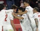 Sevilla hẹn Barcelona ở chung kết Cúp Nhà vua