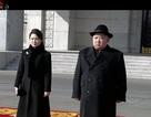 Đệ nhất phu nhân Triều Tiên gây bất ngờ khi xuất hiện trong lễ duyệt binh