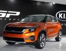 Kia SP Concept chạm ngõ phân khúc SUV cỡ nhỏ