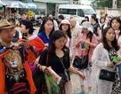 Nha Trang: Khách Trung Quốc nhộn nhịp ở bến tàu du lịch đầu năm 2018