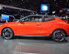"""Hyundai Veloster thế hệ mới - Không bớt """"dị"""""""