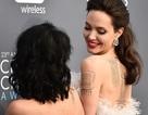 """Angelina Jolie lộ dáng """"siêu mỏng"""""""