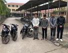 Nghiện game, 4 học sinh rủ nhau trộm hàng loạt xe máy
