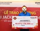 """Trao giải Jackpot 2 """"khủng"""" nhất cho một khách hàng tại TPHCM"""