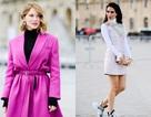 Những quý cô sành điệu của tuần lễ thời trang Paris