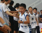 Chương trình bóng rổ học đường Jr.NBA mùa 5 trở lại Việt Nam