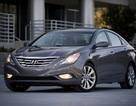 Hyundai triệu hồi xe Sonata 2011 do lỗi túi khí không bung