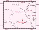 Xuất hiện động đất 3 độ richter ở Thanh Hóa