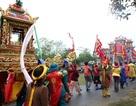 Chế Linh- Trường Vũ cùng hàng ngàn người dự khai hội đền Diên Cờ (Nghệ An)