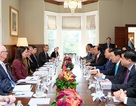 Việt Nam - New Zealand nhấn mạnh cam kết quốc tế về Biển Đông