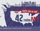 Những trường thế mạnh về ngành STEM tại Triển lãm 42 trường Mỹ