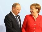 Thủ tướng Merkel tiết lộ món quà đáp lễ của Tổng thống Putin