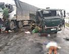 3 xe tải đâm nhau trên quốc lộ, 1 nạn nhân chết ngay tại chỗ