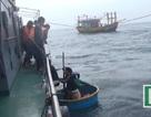 Cứu thành công 7 thuyền viên bị chìm tàu trên biển
