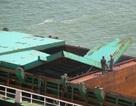 """Cận cảnh """"xẻ thịt"""" tàu Mông Cổ hơn 4.000 tấn để bán phế liệu"""