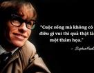 Nhìn lại cuộc đời và sự nghiệp của thiên tài vật lý quá cố Stephen Hawking